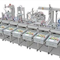 八站模塊化生產控制系統