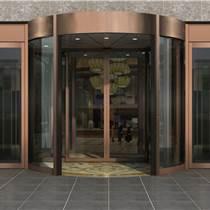 上海旋轉門安裝商務樓旋轉門三翼旋轉門
