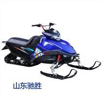 山東馳勝雪地摩托車 四輪沙灘車履帶滑板雪地摩托車廠家