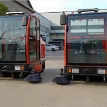 驾驶式扫地机就选YJ-QS-2100全封闭扫地机