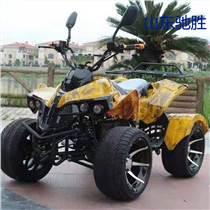 山東馳勝雪地摩托車 四輪沙灘車越野摩托車履帶雪地車廠