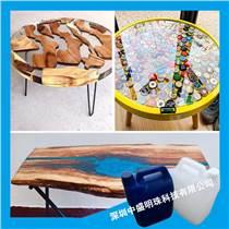 環氧樹脂膠河流桌專用膠 適合木制工藝品、藝術品灌注材