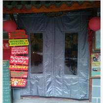 济宁工业棉门帘,防静电门帘,PVC软门帘生产厂家