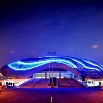 光藝術時代,柔性led照明創造智慧生活城市亮化