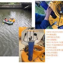 河流浮標型水質監測站