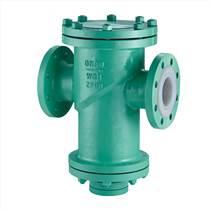 襯氟籃式過濾器 高效精密襯氟式過濾器