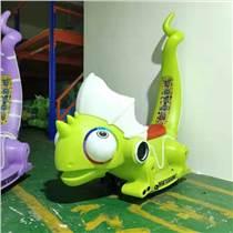 專業廠家卡通動物拉車小洋人蹬車