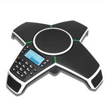 金微視VOIP網絡會議電話SIP視頻會議全向麥克JW