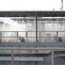 uv光氧除臭設備|豬場除臭設備|垃圾中轉站噴霧除臭系