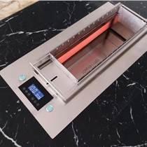 电热无烟自动烧烤炉 华邦环保机械制造