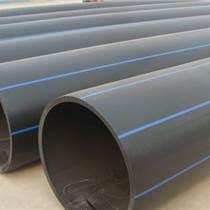 新疆高密度聚乙烯HDPE給水管材管件