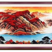 重慶字畫國畫山水畫定制銷售山水畫