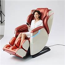 康復按摩椅,你有碰到按摩椅手感生硬外觀粗糙針車線條不