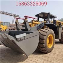 云南礦用側卸鏟車 2米高度隧道用低矮小裝載機