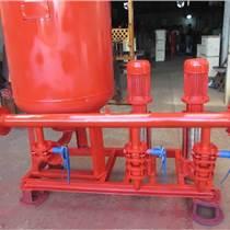 消防工程氣體頂壓穩壓恒壓供水設備3CAB簽認證水泵