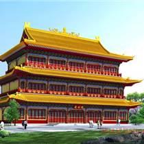 河北保定鋼結構仿古建筑工程公司-保定仿古鋼結構工程-
