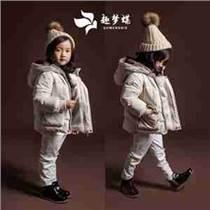 趣夢蝶童裝新款兒童短款棉服趣夢蝶女童男童新年童裝冬裝