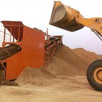 大型篩沙機安全生產注意事項