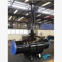 自貢自泵球閥廠自產自銷Q367N全焊接閥體對焊連接加