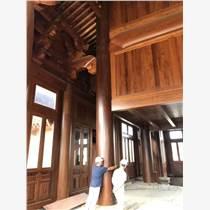中式木質古建筑木油木蠟油選擇雷馬仕品牌油漆