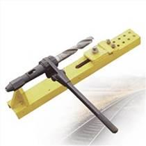 鐵路鋼軌鉆孔機手動鋼軌鉆孔機廠家直銷 SZG-32型