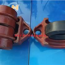 廠家供應鋼制管道krh型卡箍式柔性管接頭