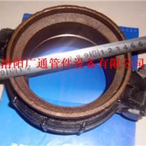 廠家供應卡套管箍連接krj型卡箍式柔性管接頭