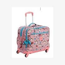 純儷雅兒童可坐行李箱萬向輪拉桿箱