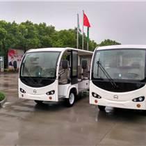 敞開式14座電動觀光車