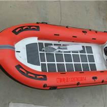 杰世游艇型號RIB380鋁合金釣魚船橡皮艇