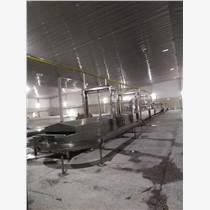 全自動丸子生產線 肉丸成型水煮線 高溫蒸煮水產線 水