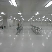 梅州食品潔凈廠房裝修設計 梅州食品無塵車間布局規劃