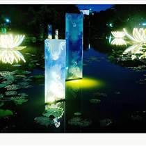 園林景觀燈光雕塑設計園林燈光照明規劃雕塑燈光設計