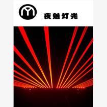 廠家供應6眼全紅搖擺激光箭燈