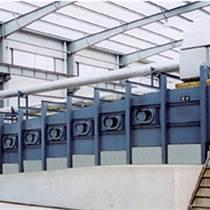 江蘇東豐爐業生產的斜底式管坯加熱爐行業風行