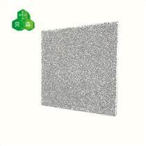 發泡陶瓷基材光觸媒高效催化有害氣體過濾網