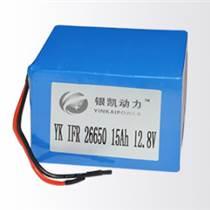 無線通信電池12.8V 15Ah 26650 信息監