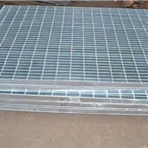 平臺檢修格柵板規格/檢修通道鋼格柵板規格/熱鍍鋅平臺