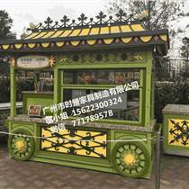 公園飲料售貨亭 冷飲奶茶售賣亭