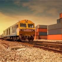 中国至中亚地区铁路联运