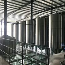 啤酒工廠設備「25年經驗」品牌:山東中德