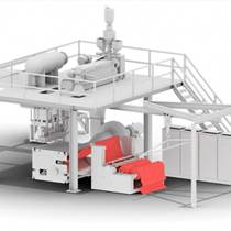 PP熔噴布水駐極機械設備