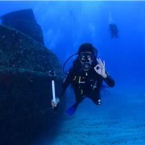 中潛建筑物加固 水下維修安裝切割 探摸錄像 管道疏通