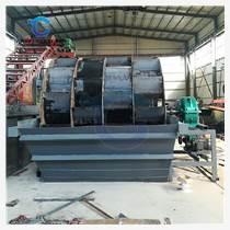 泰安沙場泥沙洗沙機定制 雙槽水力洗砂機報價