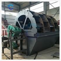 礦山洗沙生產線設備 環保葉輪洗沙機生產廠家