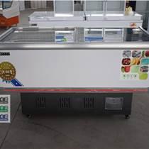 奧創冰柜商用大容量玻璃門保鮮冷藏柜臥式冰箱島柜冷凍超