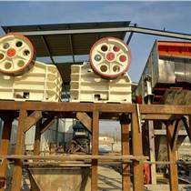 河南矿山机器砂石设备破碎机械的安装和施工