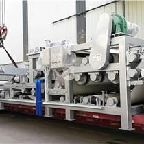 洗沙淤泥带式压滤机 环保泥浆压滤机价格