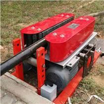 電動電纜傳送機多聯電力管道滑輪