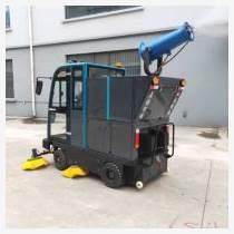 广东绿通 电动扫地机 雾炮扫地机 电动扫地车 清扫路